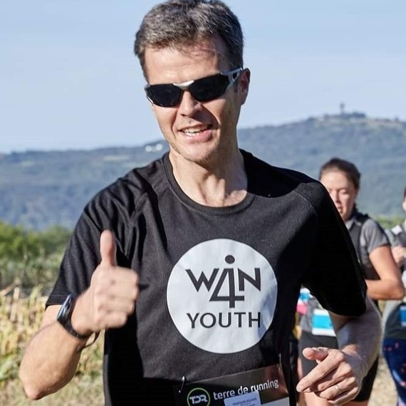 Run for Youth : Objectif marathon de Paris 3 h 13 min
