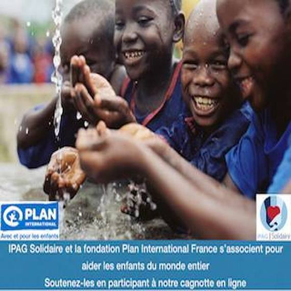 Collecte Ipag Solidaire X Plan International France