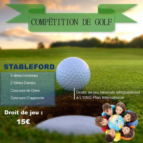 Golf Solidaire à Toulouse