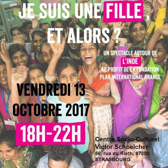 STRASBOURG - Spectacle solidaire